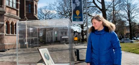 Vandaag, op de bevrijdingsdag van Apeldoorn, denkt Judith aan Canadees Gilbert