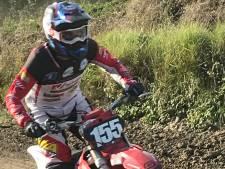 Lest best voor Vlissingse motorcrosser Mats Leeuwesteijn