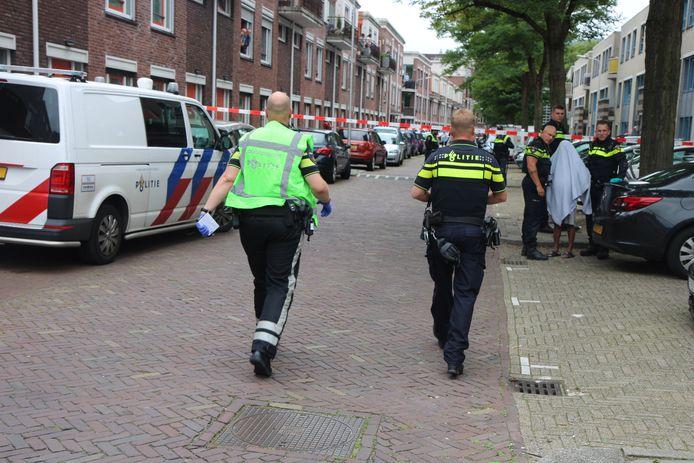 Otis R. en Vincenzo S. zijn volgens het openbaar ministerie betrokken bij het doodsteken van Sjakie in een woning aan de Colignystraat in Delft op 1 september vorig jaar.