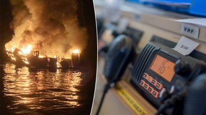 """""""Zitten ze opgesloten?"""": noodoproep onthult gruwelijke manier waarop minstens 25 duikers stierven op schip voor kust Californië"""