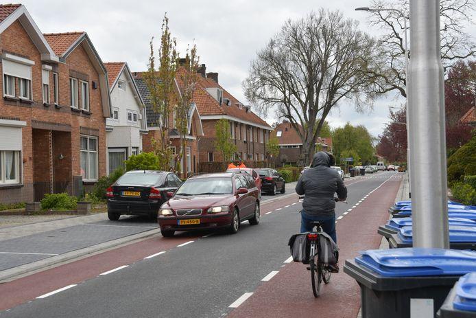 De Tivoliweg in Hulst is weer doorgankelijk voor verkeer.