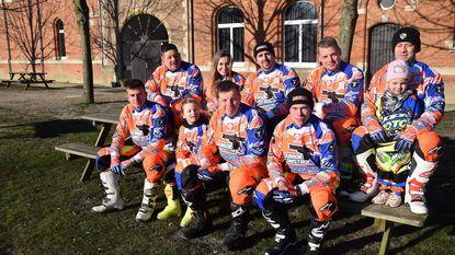 MX Team Klein-Brabant verenigt motorcrossfanaten