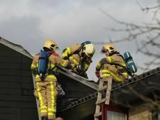 Brand is geen brand, bij dakklus in Lievelde