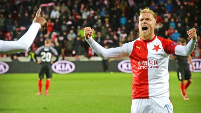 Van Buren juicht voor Feyenoord: 'De laatste jaren had ik mijn geld sowieso op Slavia Praag gezet'