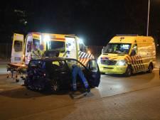 Gewonde na botsing tussen drie auto's in Eindhoven