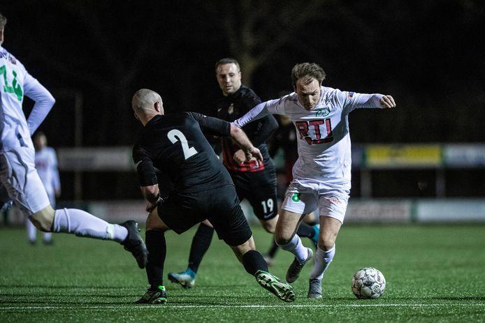 RKZVC en Silvolde spelen komend seizoen in de hoofdklasse B van het zondagvoetbal.