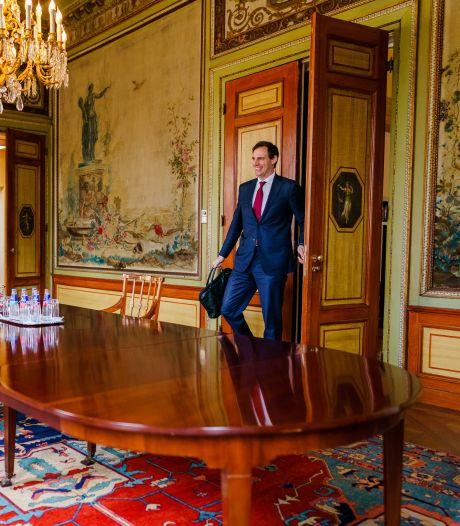CDA-leider Wopke Hoekstra: Dit is over drie weken nog niet opgelost