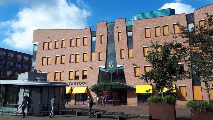 Het gemeentehuis van Etten-Leur