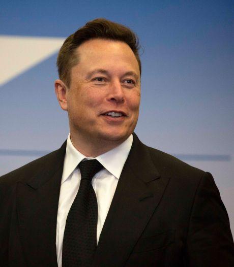 Miljoenenbonus voor Tesla-topman Musk