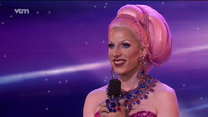 Lola McQueen Belgium's Got Talent