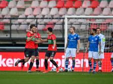 NEC boekt makkelijke zege op Den Bosch, FC Dordrecht verliest bij Jong Utrecht