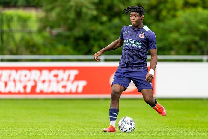 Johan Bakayoko blijft langer bij PSV.