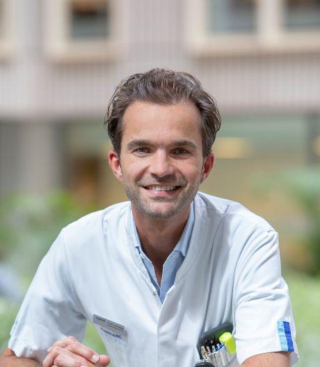 Kinderhartchirurg Wouter (41): 'Een hele dag opereren doe ik op adrenaline'