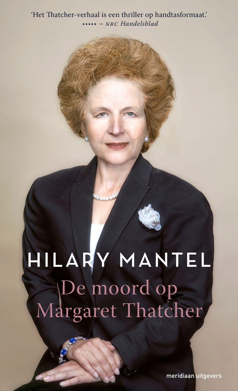 De moord op Margaret Thatcher. Ontwerp Nanja Toebak, foto Tessa Posthuma de Boer, 2020. Beeld Meridiaan