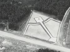 'Plantsoen bij luchtvaartmonument in Etten-Leur moet weer de vorm van een vliegtuig krijgen'