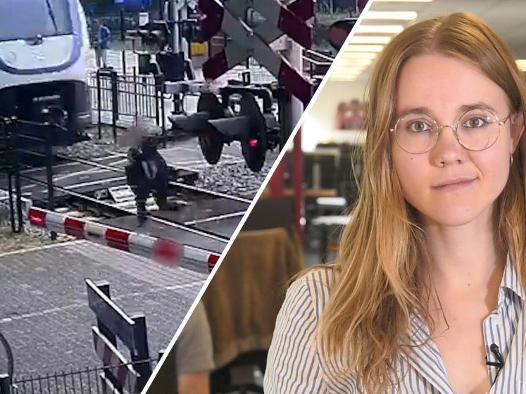 De Stentor Nieuws Update | Vrouw waagt leven op spoorwegovergang en gezin ontsnapt uit brandende woning
