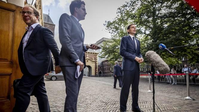 Kabinet draait geldkraan dicht: aan coronasteun komt een einde
