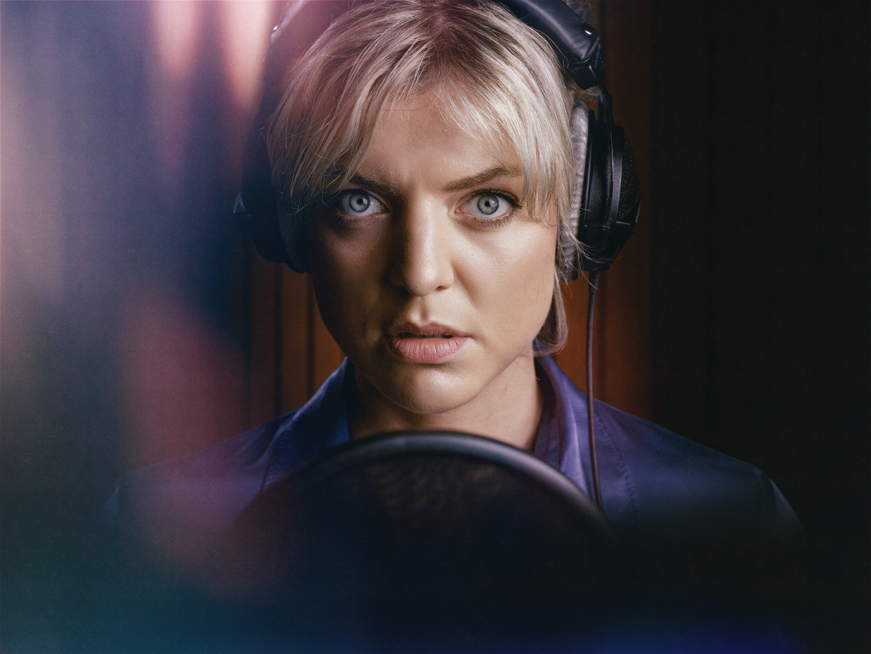Ella Leyers in Storm Lara Beeld Streamz