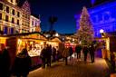Ook de kerstmarkten in de steden zullen 'coronaproof' moeten verlopen.