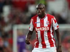 Martins Indi na blessureleed terug in de basis bij Stoke City