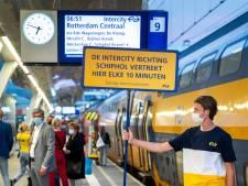 NS en ProRail kiezen met tienminutentrein tussen Nijmegen/Arnhem en de Randstad voor 'topsport'