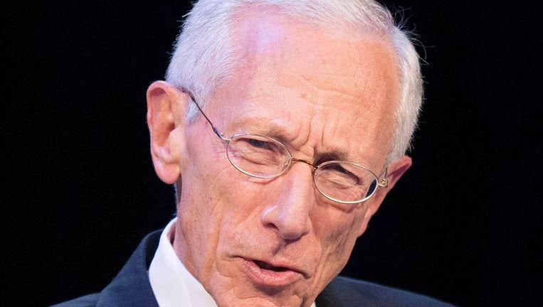 Fed-bestuurder Stanley Fischer Beeld AFP