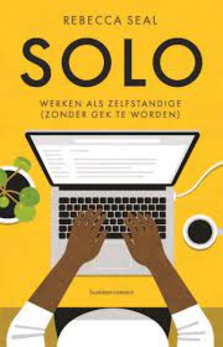 Rebecca Seal, 'Solo – Werken als zelfstandige (zonder gek te worden)', Business Contact, 320 p., 22,99 euro. Beeld rv