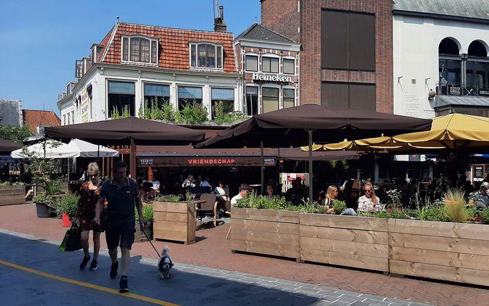 Café-restaurant Vriendschap in Middelburg