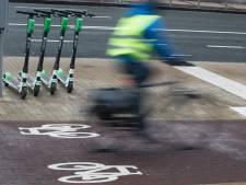 Rouler trop vite en trottinette ou à vélo en zone piétonne peut vous coûter 174 euros d'amende!