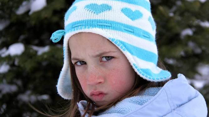 Zomerbaby wordt tiener met slecht humeur in de winter