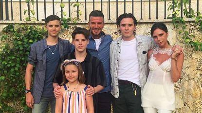 Luxueuze levensstijl komt kinderen van David en Victoria Beckham duur te staan