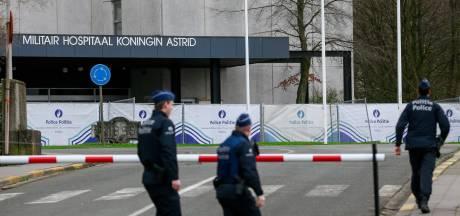 Les deux derniers Belges hospitalisés à Neder-over-Heembeek sont sortis de quarantaine