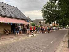Stormloop op kaarten Effe noar Geffe-weekend: 750 bezoekers per dagdeel