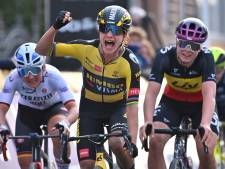 Vos wint Gent-Wevelgem en bezorgt vrouwenploeg Jumbo-Visma eerste zege