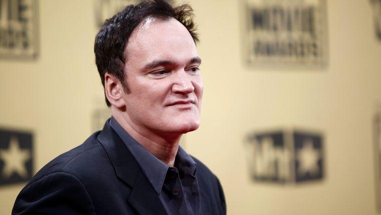 Quentin Tarantino Beeld UNKNOWN