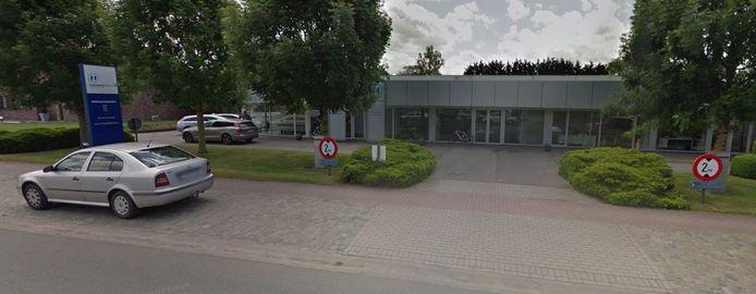 De huidige stek van Hanssens in de Kachtemsestraat.