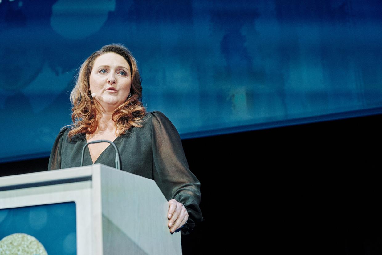 Gwendolyn Rutten, binnenkort voorzitter af bij Open Vld, is al wekenlang het doelwit van N-VA-aanvallen.