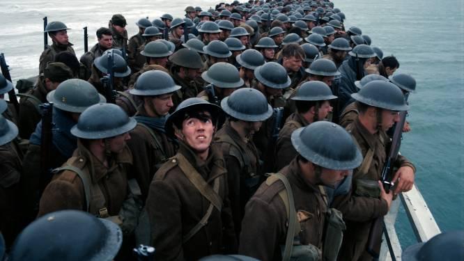 Oscar-genomineerde 'Dunkirk' valt in de prijzen