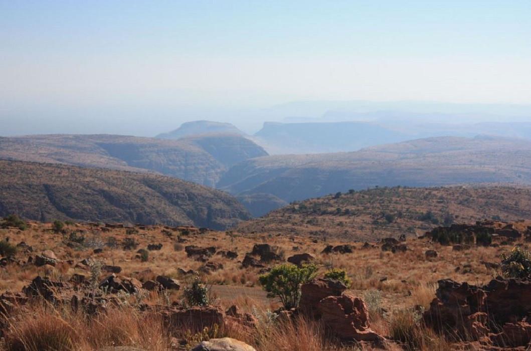 Marakele National Park rond het Waterberg-plateau in de provincie Limpopo.