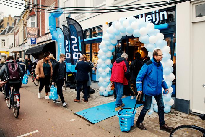 Nieuwe Albert Heijn Open Op De Biltstraat Weinig Bulk Veel Vers