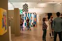 """Het kunstenfestival NAFT in de Tentoonstellingszaal Zwijgershoek in het SteM: """"Corona was voor vele kunstenaars geen break. Het veroorzaakte net een explosie van creativiteit."""""""