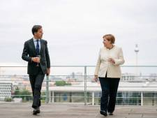 Rutte prijst afzwaaiende Merkel: 'Ze hield de EU op koers'