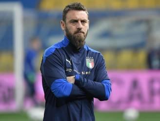 De Rossi belandt met longonsteking in ziekenhuis na Covidgolf bij nationale ploeg
