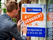 'Huizenprijzen zullen later dit jaar licht dalen'