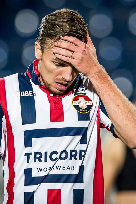 Onfortuinlijk Willem II verliest van sc Heerenveen