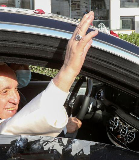 Le pape acclamé par des milliers de fidèles en Irak