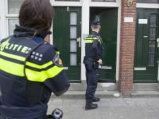 Oud-bewoner Tilburgse woning komt terug met mes en vernielt inboedel