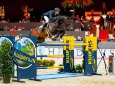 Springruiter Michael Greeve zag de eerste paarden ziek worden in Valencia