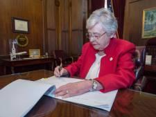 Abortus-ban Alabama wekt woede: 'Verdrietige dag voor vrouwen in Amerika'