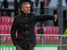 GA Eagles-trainer Van Wonderen: 'Gevecht van eerste tot laatste minuut tegen Almere'